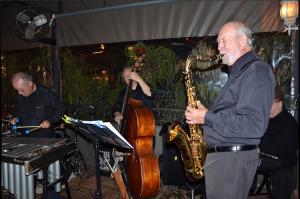 Al Hixon Jazz group at Salute