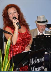 Melanie Massell Jazz Duo, at Hotel Indigo