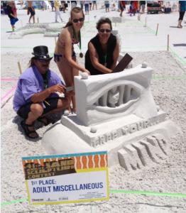 41st Annual Amateur Sand Scupting Contest 2