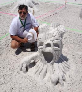 41st Annual Amateur Sand Scupting Contest 3
