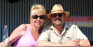 Penny and Joe from SRQ