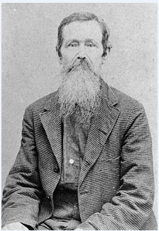 William Whitaker was the first white settler in what later became