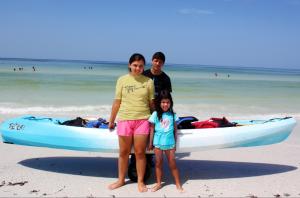 Angela(12), Nikolas(13), Athena(6) all from Miami