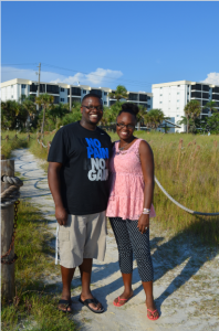 Anthony and Keona from Daytona Beach