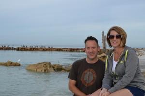 Jason and Alicia from Indiana