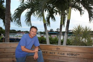 Jim (owner of Casey Key Fish House) from Siesta Key