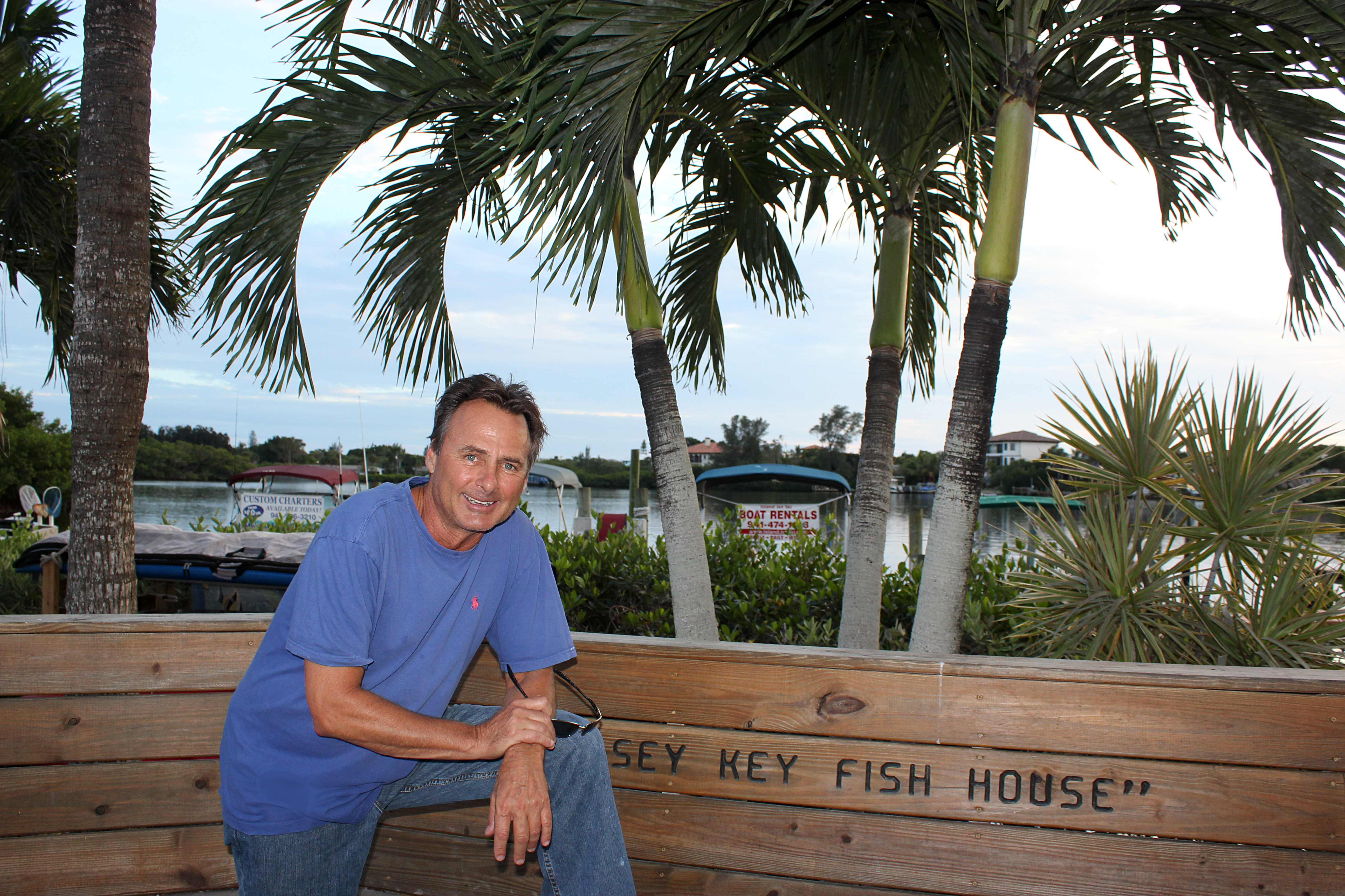 Photo gallery siesta sand for Casey key fish house
