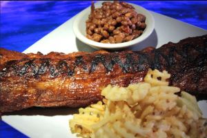 BluQue provides that smokin' fix in Siesta Village