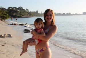 Corinne and Katana from Sarasota