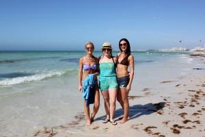 Kristin, Kara and Heidi from Boston