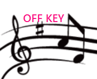 off key news