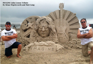 got sand?  Pile it, Pound it, Sculpt it
