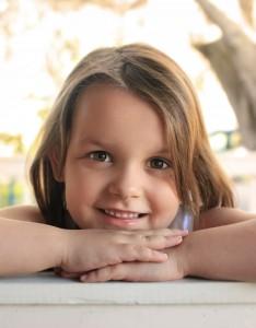Kendra age 6 from Sarasota – enjoying summer break!