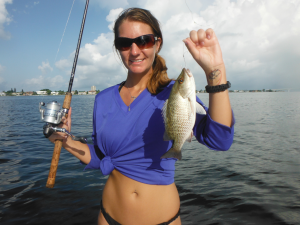 Capt Jim Klopfer's Fishing Forecast for August
