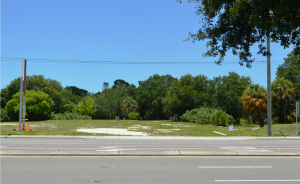 The 23.9 acre parcel is located on the busy corner of U.S. 41 and Stickney Point Road