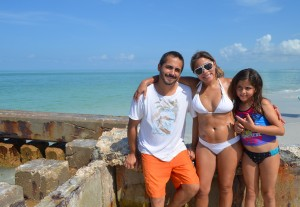 The Olero family from Miami