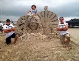 Sandsculpting photo 1