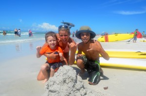 Brooks, Jakki and Timmy from Sarasota