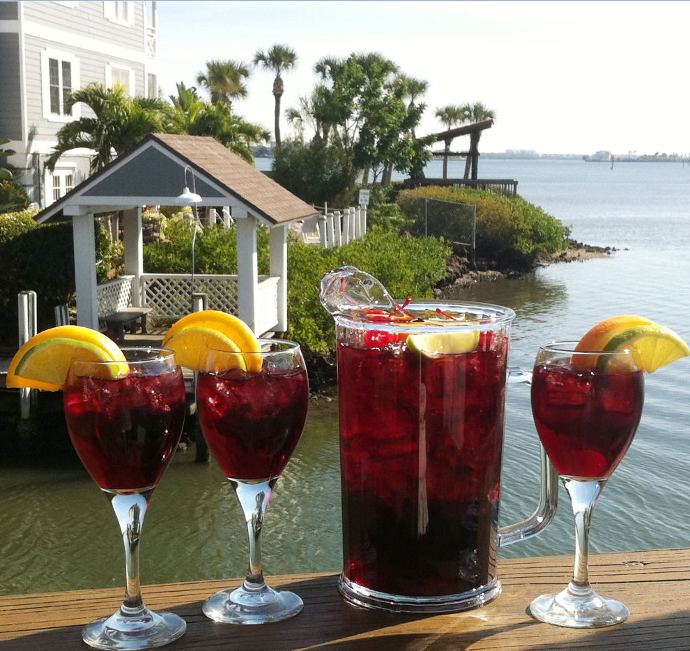 Dining on the Water at Boatyard Waterfront Bar & Grill