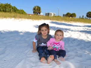 Joie age 3 and Ella age 1 from Bradenton