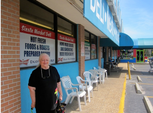Jeanetta Tolar has worked at the Siesta Market location for just shy of 40 years. Photo by R. Frederickson