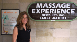 Connie Lewis has owned Massage Experience for the past 19 years.