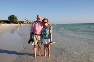 Carl & Estelle from Sarasota