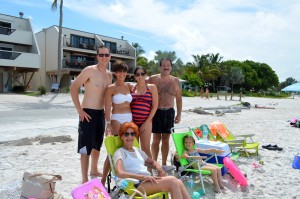 Petrassi Family from Boca Raton & Lambright Family – from Sarasota.