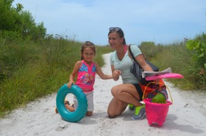 Aliyah age 4 and Jennifer from Sarasota