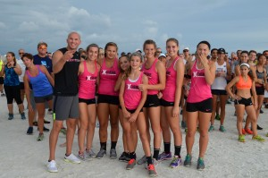 Chad Sutton, Hannah, Sophia, Angela, Anna, Sadie, Corrine, Regina from Sarasota