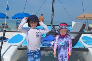 Chase age 6, Sienna age 3 – from Orlando, FL.