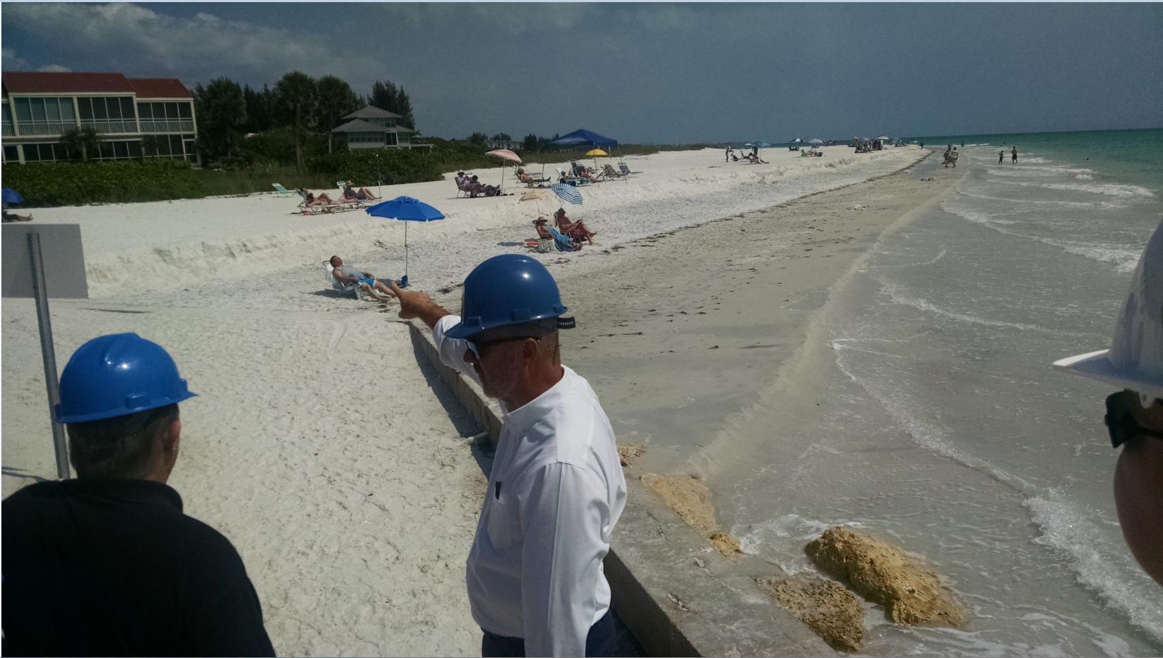 Sand Backup Plan?