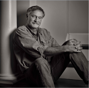 Author Erik Larson Photo credit Benjamin Benschneider