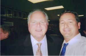 Rush Limbaugh & Eddie Ward