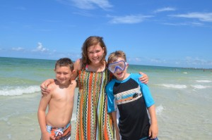 Danny age 8, Zoe age 11, Jalee age 9 from Orlando