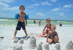 Ryan age 4, Kailey age 7 & Lacey age 2 from Sarasota