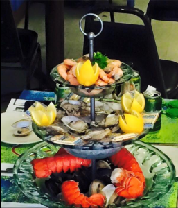 Scott's Seafood Tower