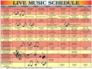 Live Music snip