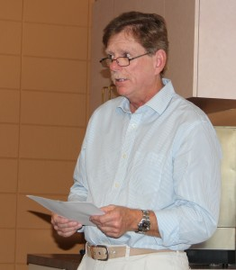 Mark Smith is vice president of the Siesta Key Village Association. News Leader photo