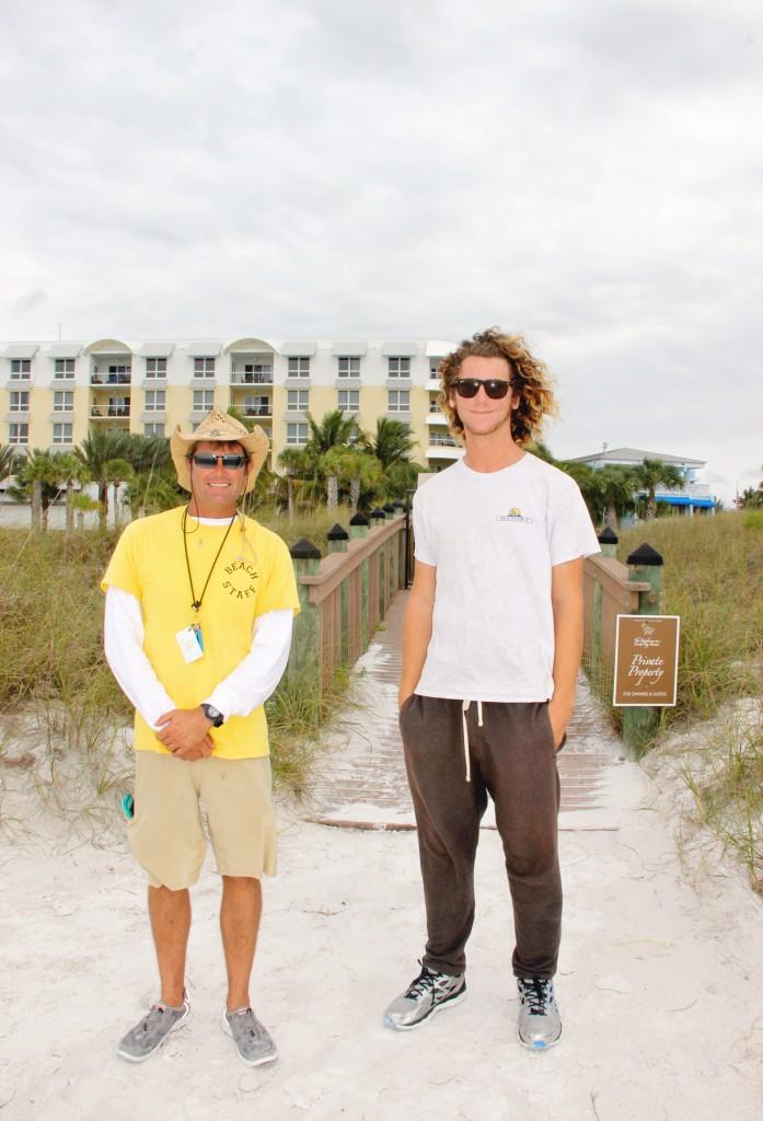 Greg, Ray from Sarasota