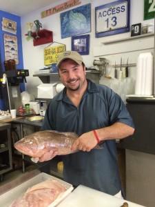 Scott and grouper 031616