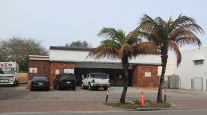 The 7-Eleven store stands vacant on Ocean Boulevard while new owners Jim Syprett and Jay Lancer search for the right tenant. Sarasota News Leader photo