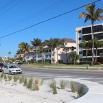 Parking spaces on Beach Road parallel to the Siesta Public Beach Park are in the crosshairs of condo residents' complaints.