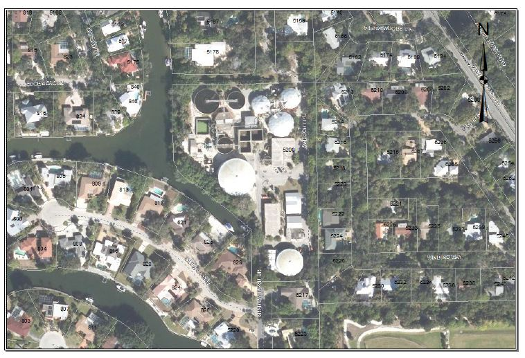 Contractor to try to mitigate odors at Siesta Wastewater Treatment Plant