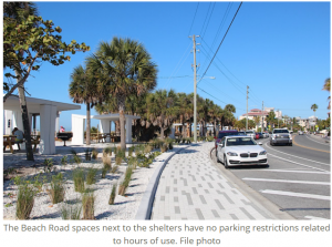 Condominium residents seek elimination of 12 Beach Road parking spaces