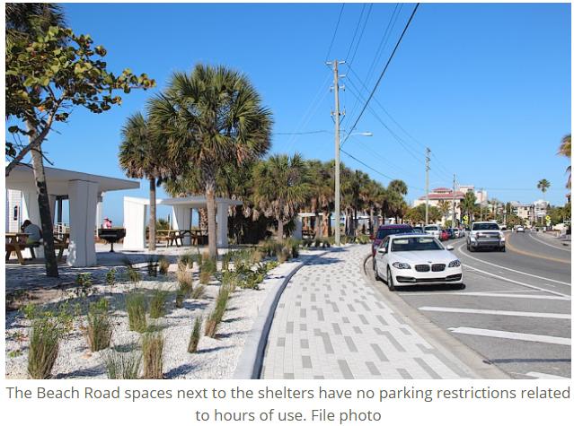 Condominium residents seek elimination of 12 Beach Road parking spaces