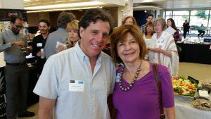 Executive Film Producer, John David Coles and writer, Diana Colson
