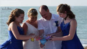 Halpern Beach Wedding