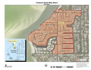 Treasure Boat Way sanitary pipeline for BCC May 10 2016 map copy