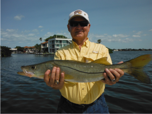Captain's Fishing Forecast for July